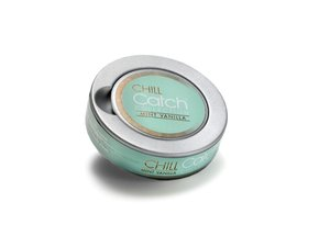 Catch Collection Chill Mint Vanilla snus white pouch 2009.tiff