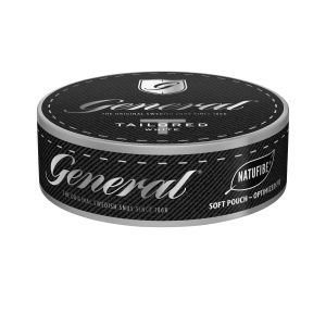 General Tailored snus