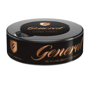 General Classic Portion Original snus