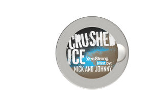 Nick and Johnny Crushed Ice snus