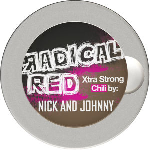 Nick and Johnny Radical Red snus