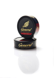 General Long Sterk pouch snus 2010.jpg